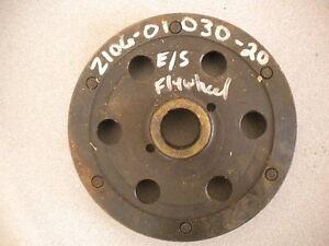Ural Oem E S Flywheel Z106 01030 20 Ebay