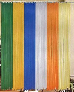 Store moustiquaire pour porte fen tre polyester cm 150x250 vert ebay - Store pour porte fenetre ...