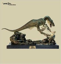 KING KONG~VENATOSAURUS ATTACK~STATUE~LE 3000~WETA WORKSHOP~DARK HORSE~MIB