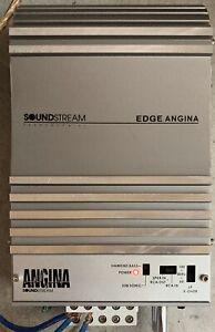 Old-School-Soundstream-Edge-Angina-1-Channel-Amplifier-RARE-vintage