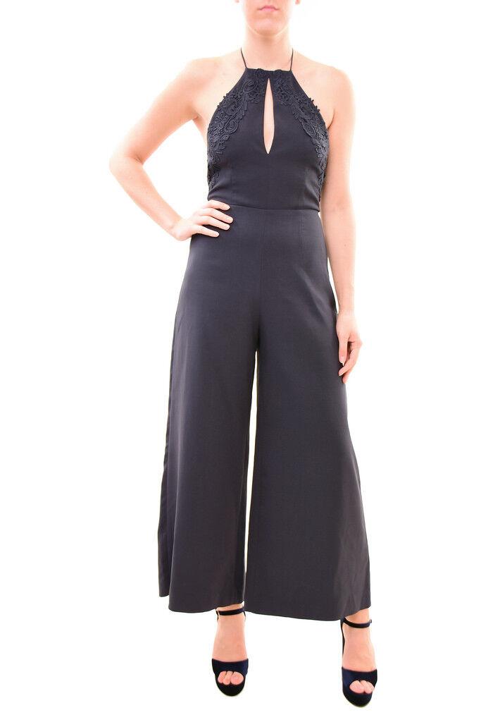 Keepsake Women's Stylish sweet dreams Jumpsuit Naivy Size S RRP  172 BCF710