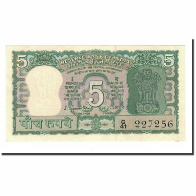 #564136 India To Enjoy High Reputation In The International Market 5 Rupees 60-62 Unc Search For Flights Km:55 Banknote
