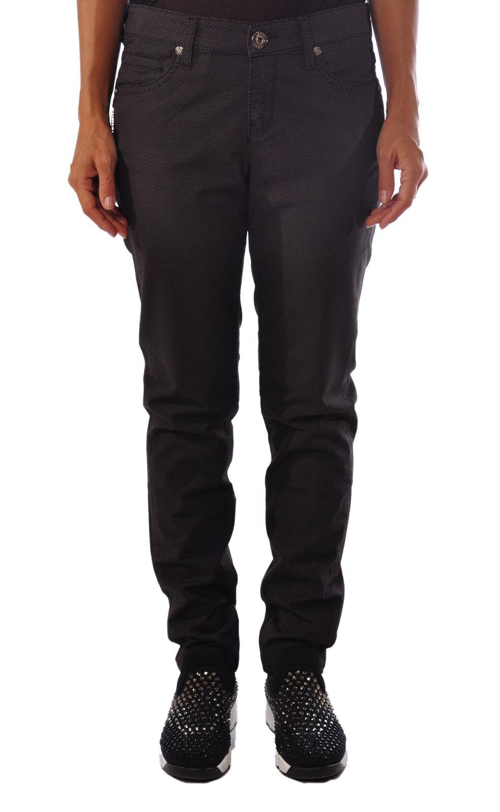 Latinò - Pants-Pants - Woman - Brown - 909717G184015