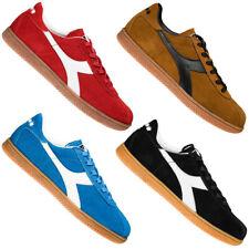 Diadora Tokyo Leder Sneaker Damen Herren Freizeit Sport Schuhe 501.172302 neu