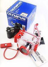 Olympus Underwater Housing Camera System PT-015 and Olympus C5050 Dive Honeymoon