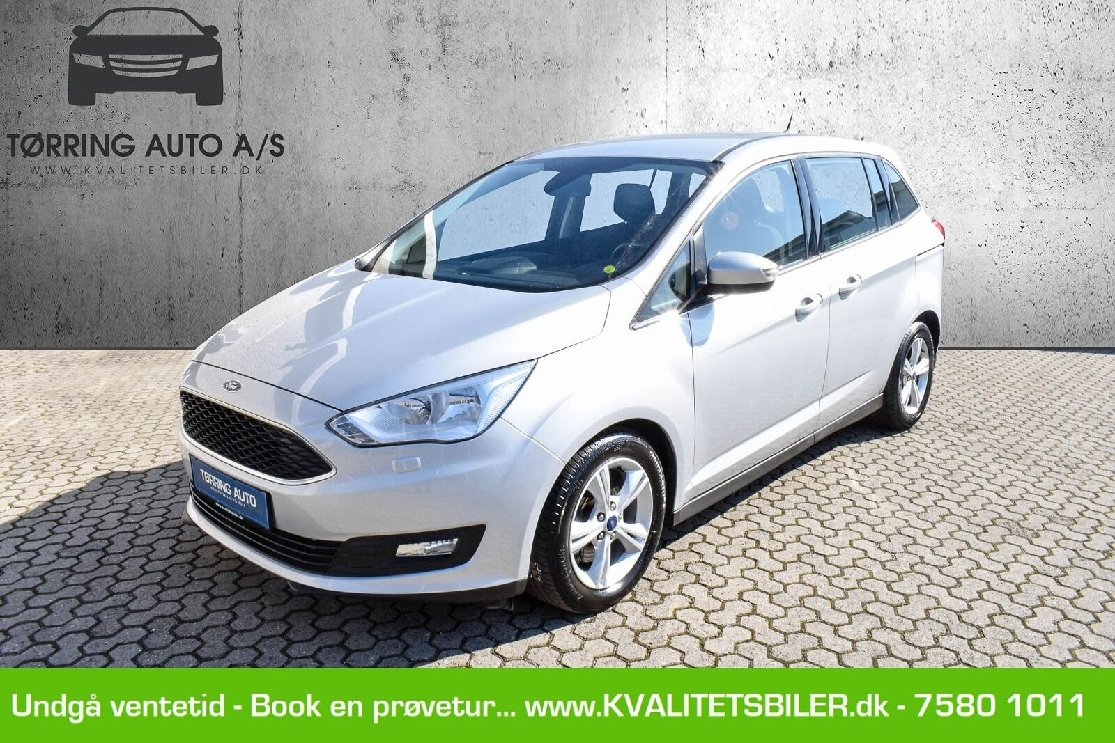Ford Grand C-MAX 1,5 TDCi 120 Business 5d