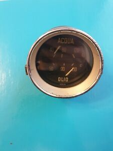 Alfa-Romeo-GT-GTA-acqua-amp-olio-Temp-Veglia