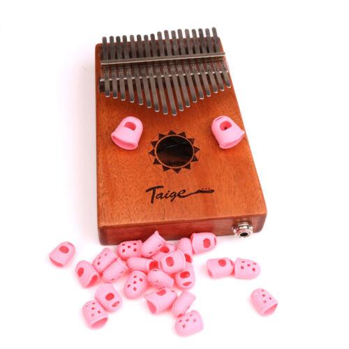 Notenaufkleber Kalimba Daumen Klaviertuning Fingerspitzenschoner