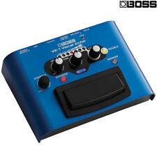 BOSS VE-1 Reverb Studio Sound Vocal Echo Effects Processor l Authorized Dealer