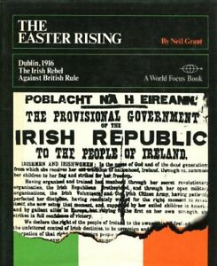 The-Easter-Rising-Dublin-1916-World-Focus-by-Grant-Neil-Book-The-Cheap-Fast