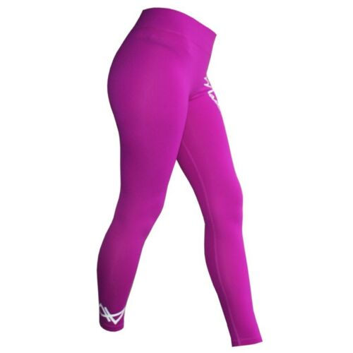 Jewels Leggings pink  magenta workout yoga tights THE FAMOUS AU BRAND ON SALE!