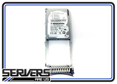 HUC101818CS4200 IBM 1.8TB 10K 12Gbps SAS 2.5/'/' Hard Drive 2076-AHF4