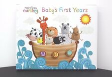 Robert Frederick Marzipan Baby's First Year Album, Plastic, Assorted - damaged