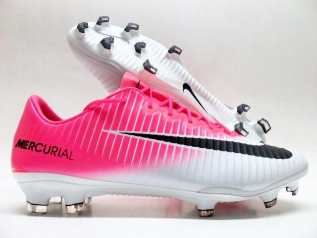 56ea3d240ec5 ... promo code for nike mercurial vapor xi fg acc soccer cleat pink white  men 7.5 831958