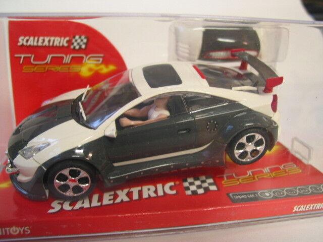 Scalextric compatible 254 TUNING 3 Inc Extra Body Kit Sous Lit Entièrement neuf dans sa boîte