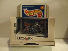 Hot Wheels Ltd. Edition Lexmark Black Scorchin Scooter
