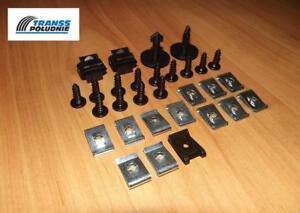 MATERIEL-DE-FIXATION-AGRAFE-PROTECTION-SOUS-MOTEUR-AUDI-A4-B6-B7-2000-2008