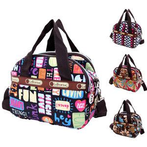 Charm-Women-039-S-Shoulder-Bag-Tote-Messenger-Cross-Body-Waterproof-Canvas-Handbag-W
