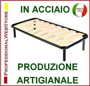 Reti Fuori Misura.Dettagli Su Rete Letto A Doghe Cm 95 X 210 H 50 Reti Su Misura In Legno Letti Made In Italy