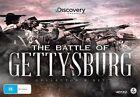 The Battle Of Gettysburg (DVD, 2015, 4-Disc Set)