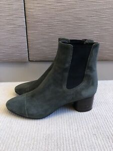ISABEL MARANT Danae ankle boots. Grey