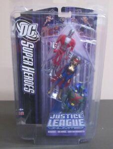 Deadshot Martian Manhunter Big Barda Justice League Illimité Dc Super Héros