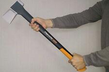 Fiskars X 25 Original Spaltaxt X25 XL Holzspalter Spalter Axt 72 cm. Art. 122483