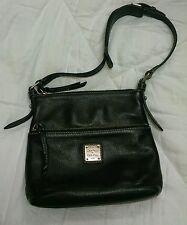 Dooney & Bourke Small Black Leather Purse Handbag