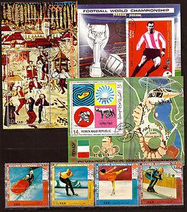 YEMEN-Sport-Las-ciudades-y-deportes-de-J-O-BL158