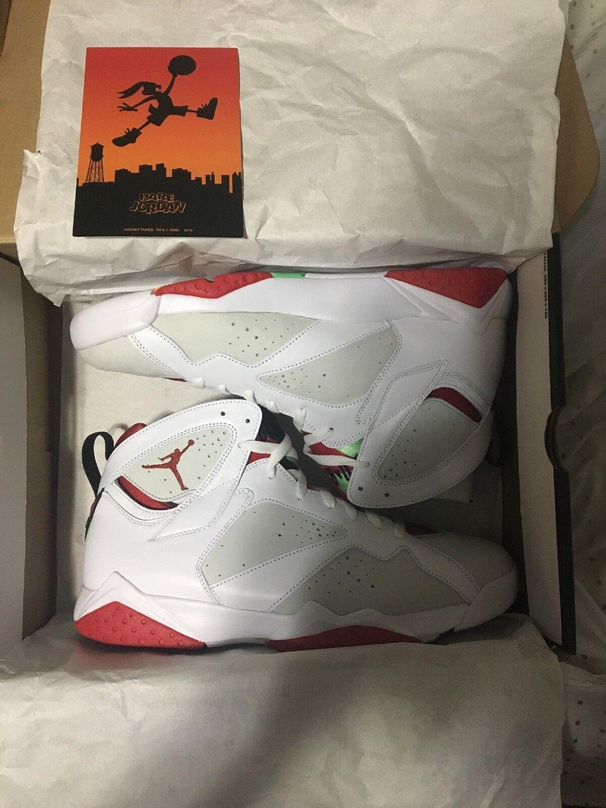 Nike air retrò jordan 7 retrò air hare taglia 12 nuovi in scatola cf4a5e