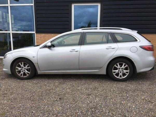 Mazda 6 2,2 DE 125 Go stc. - billede 1
