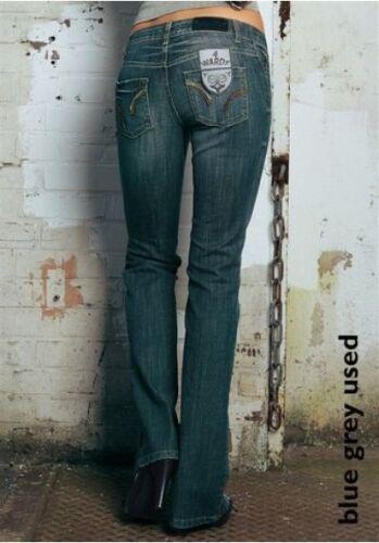 denim court Nouveau Pantalon Bootcut 4wards pour femme stretch gr bleu 17 34 Jeans BSqvWwxI