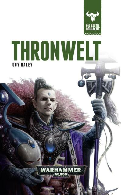 Warhammer 40.000 - Angriff auf die Thronwelt von Guy Haley (2016, Taschenbuch)