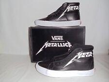 c60bf4c77813e8 item 1 Vans X Metallica SK8 Hi Reisssue Black   White Men s Size 7.5  (Women s 9) NIB -Vans X Metallica SK8 Hi Reisssue Black   White Men s Size  7.5 (Women s ...