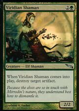 Viridian Shaman foil | PL | sitiado | Magic mtg