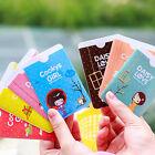 New Lovely Cookys Girl Business ID Credit Card Pocket Bag Wallet Holder 3PCS CN