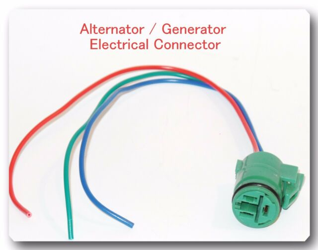 s l640 alternator repair plug harness connector for toyota honda lexus
