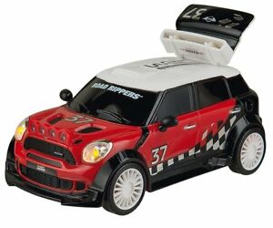 Nikko Toy State Road Rippers Hatchbacks Mini Countryman Happy People 35902
