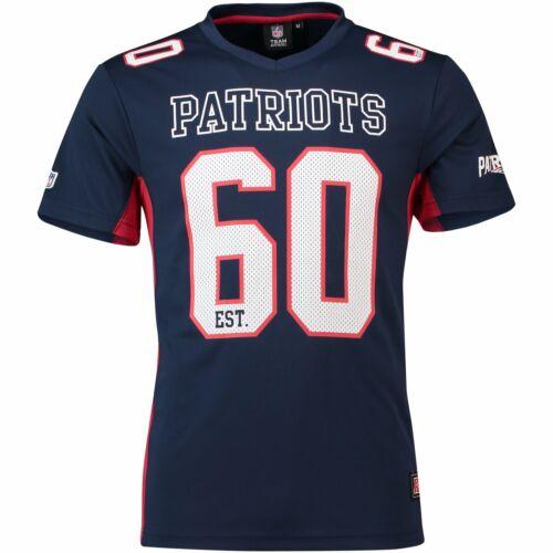 New England Patriots Majestic NFL Polymesh Jersey Shirt