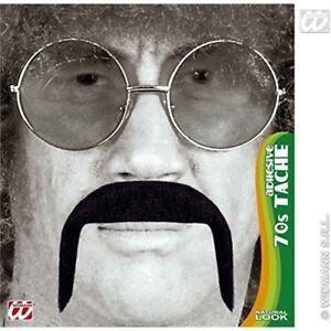 Bien 70 S Tash-noir 70 S Novelty Faux Faux Moustaches Barbes Favoris Etc Pour --afficher Le Titre D'origine