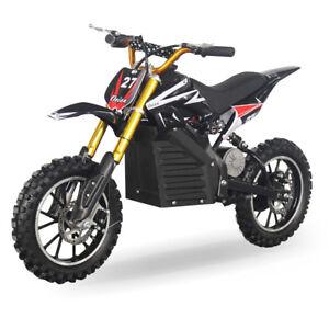Moto Électrique Cross Enfant 350w 24v Rmx5 Beeper
