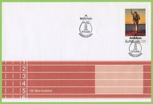 Aland-2009-Island-Games-First-Day-Cover