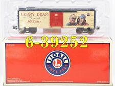 Lionel 6-39252 Lenny Dean 60th Anniversary Boxcar 2004 C10