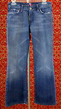 7 FOR ALL MAN KIND Dark wash Flare Jeans 28 (T44-02B6G)