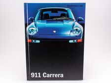 1995 Porsche 911 Carrera Brochure