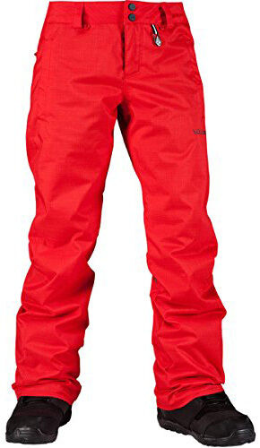 Ski Trousers Snowboard Snowpants, Ladies, VOLCOM BOOM INSULATED PANT, Size S