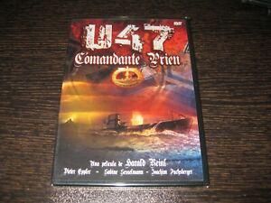 U 47 Comandante Prien DVD Dieter Eppler Sabine Sesselmann Sigillata Nuovo