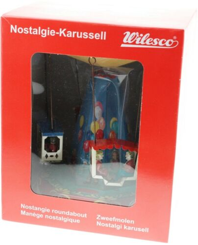 M 84 Wilesco 00840 Nostalgie-Karussell