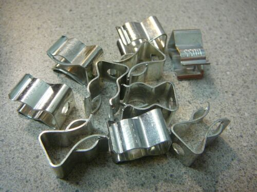 """COOPER BUSSMANN Fuse Clips For 13//32/"""" Fuse **NEW** Qty.10"""