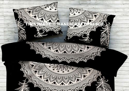 Indian Queen Bed Sheet Dream Catcher Wall Hanging Decor Mandala Hippie Throw Set